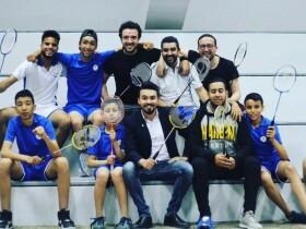Amjad Hay Hassani Badminton badminton casablanca Casablanca