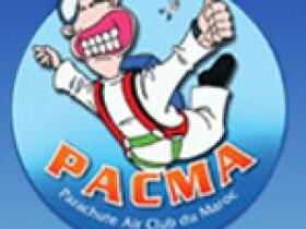 Pacma ( Parachute Air Club du Maroc ) à Béni Mellal