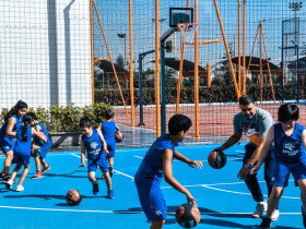 Basketball casablanca