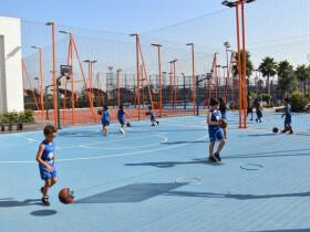 OSC Basketball Academy enfant basketball casablanca Casablanca