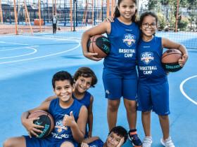 OSC Basketball Academy enfant basketball casablanca oasis Casablanca