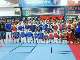 Black Tigers section 1 club taekwondo sale Salé
