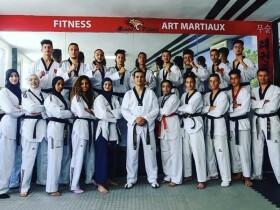 salle de taekwondo sale