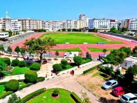 Centre sportif Bourgogne à Casablanca