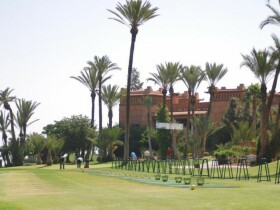 Golf Club Amelkis à Marrakech