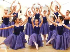 Ecole Ballet Théâtre Zinoun à Casablanca