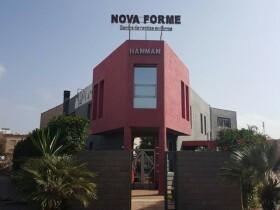 Nova Forme à Casablanca