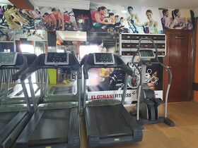 El Otmani Fitness Cardio training El Jadida