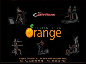 Orange Health Club à Kénitra