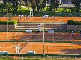 Atlantic Tennis Académie à Agadir