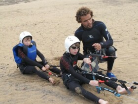 BleuKite surf Essaouira