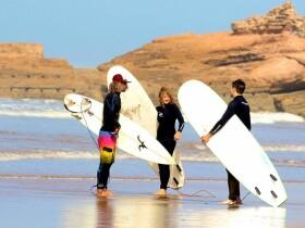 Surf Essaouira Surf Trips & kitesurf à Essaouira