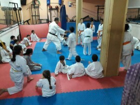 Club Karate shotokan à Agadir