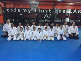 Mustafa Lakhsem academy à Rabat