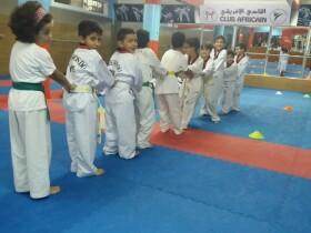 Club Africain des Sports à Rabat