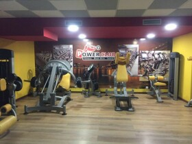Power Club à Tanger