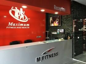 M Fitness à Rabat