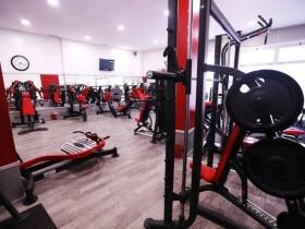 Chafik Gym à Tanger