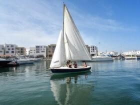 Yacht Club à Rabat