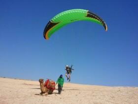 AirOne Parapente à Marrakech