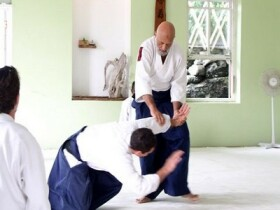 Aikido School of Maghreb à Casablanca
