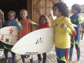Ain Diab Surf School à Casablanca