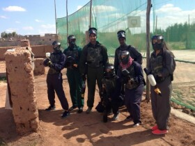 Marrakech PaintBall à Marrakech