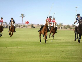 Jnan Amar Polo Club à Marrakech