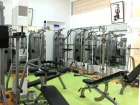 Salle de sport ATLAS à Agadir