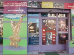 Club Hercule à Casablanca