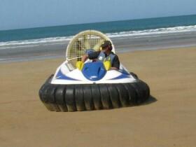 AGADIR Hovercraft à Agadir