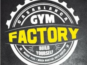Gym Factory à Casablanca
