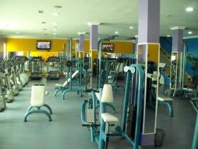Fitness Al Madina à Agadir