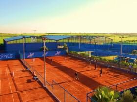 Moundir Tennis Academy à Casablanca