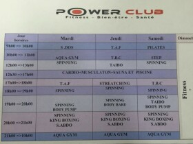 Power Club Power Club Tanger