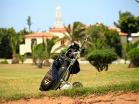 Royal Golf d'Anfa à Casablanca