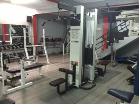 GoFit Hall Gofit Agadir Machines musculation Agadir