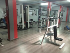 GoFit Hall Gofit Agadir Machines musculation 2 Agadir