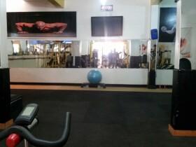 Association Yassine Gym espace des cours collectifs 2 Agadir