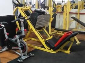 Association Yassine Gym des machines de musculations Agadir