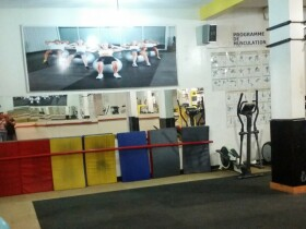 Association Yassine Gym tapis et eleptic Agadir