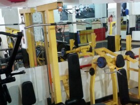 Association Yassine Gym salle de musculation Agadir