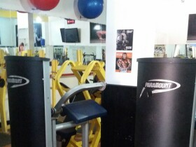 Association Yassine Gym materiels musculation Agadir