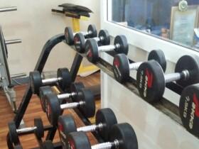 Association Yassine Gym les halteres musculation Agadir