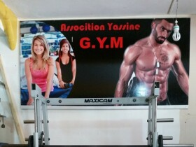 Association Yassine Gym association yassine gym salle de sport agadir Agadir