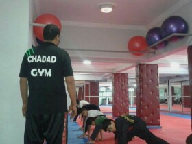Gym Chadad 1 arts martiaux gym chadad Agadir