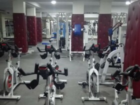 Gym Chadad 2 biking salle de musculation salam agadir Agadir