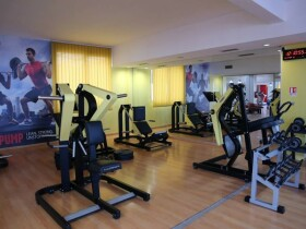 Club Moov'UP Fitness machines de musculation moov'up agadir Agadir