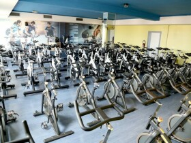 Club Moov'UP Fitness salle RPM moov'up fitness agadir Agadir