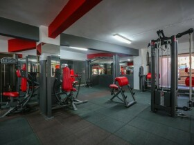 Fun Fitness machines de musculation fun fitness Marrakech